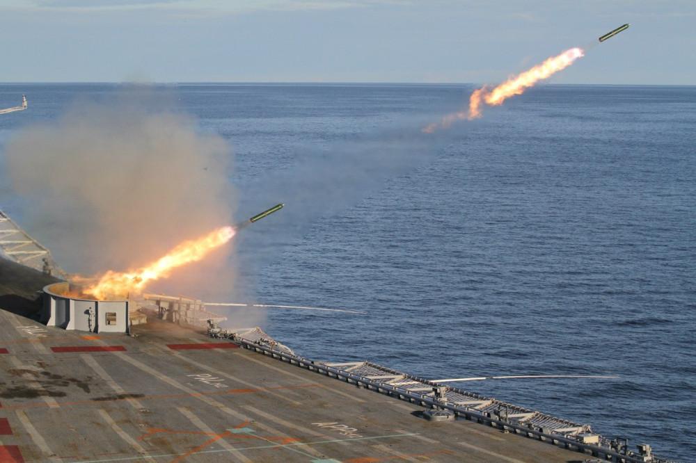 Тяжелый авианесущий крейсер. Пр.11434. «Адмирал Горшков». - 18