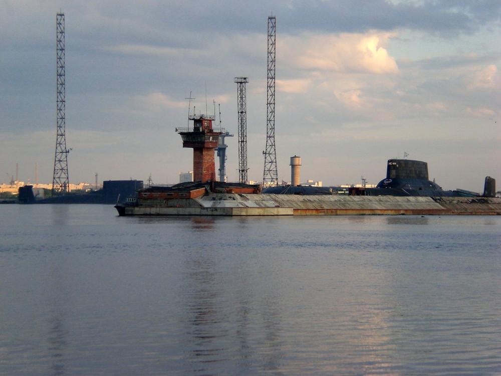 Атомная подводная лодка. Пр.941. (ТК-17).«Архангельск» - 3