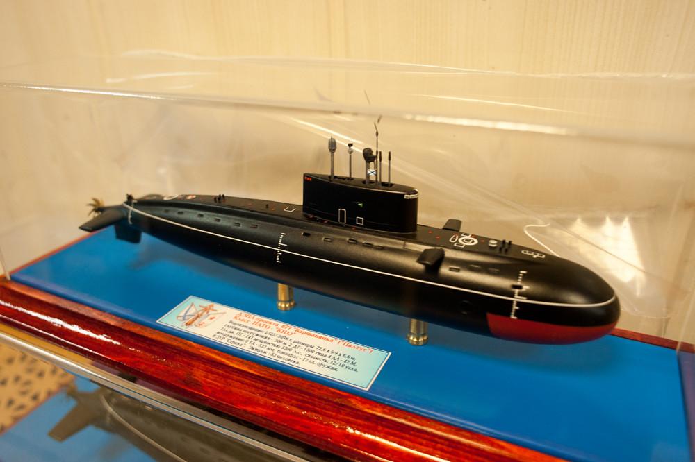 копии модели подводных лодок