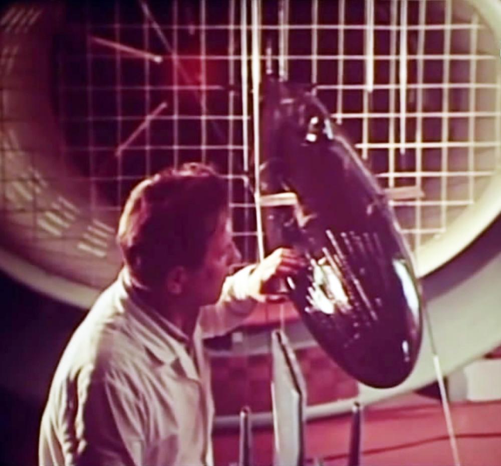 Научно-исследовательская подводная лодка. Пр.1710.«СС-533» - 2
