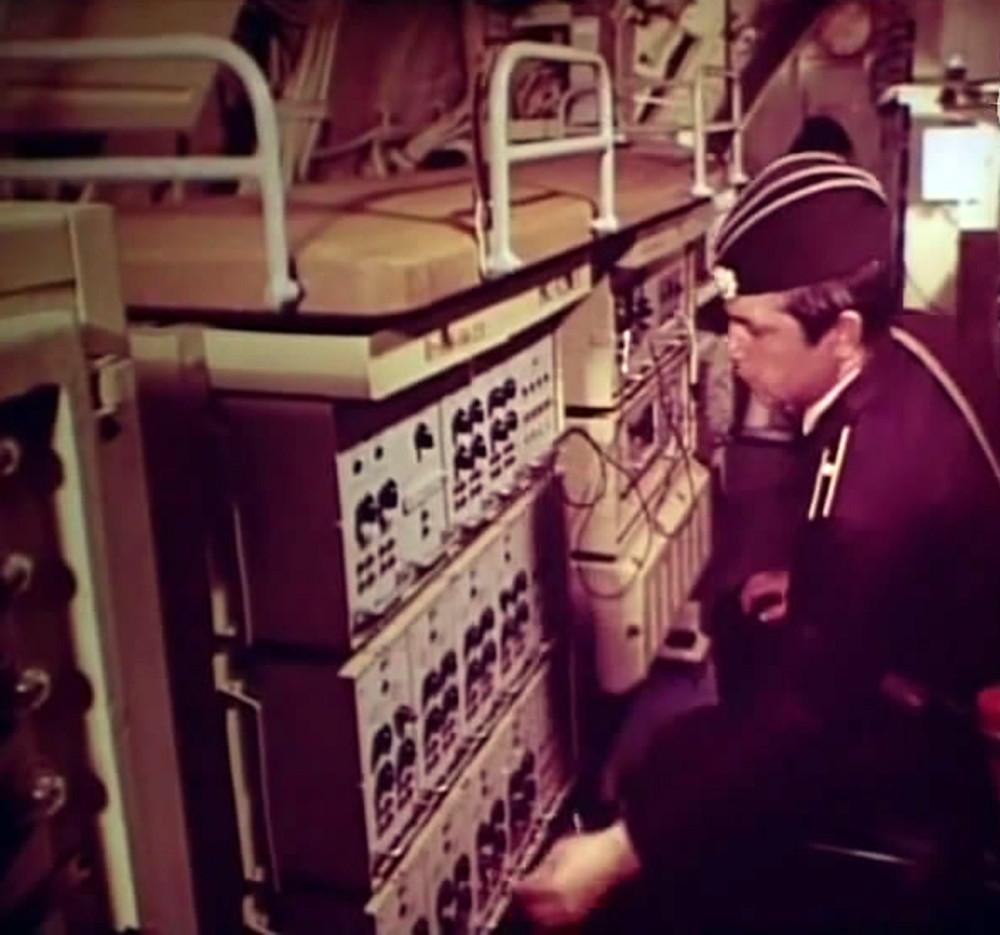Научно-исследовательская подводная лодка. Пр.1710.«СС-533» - 3