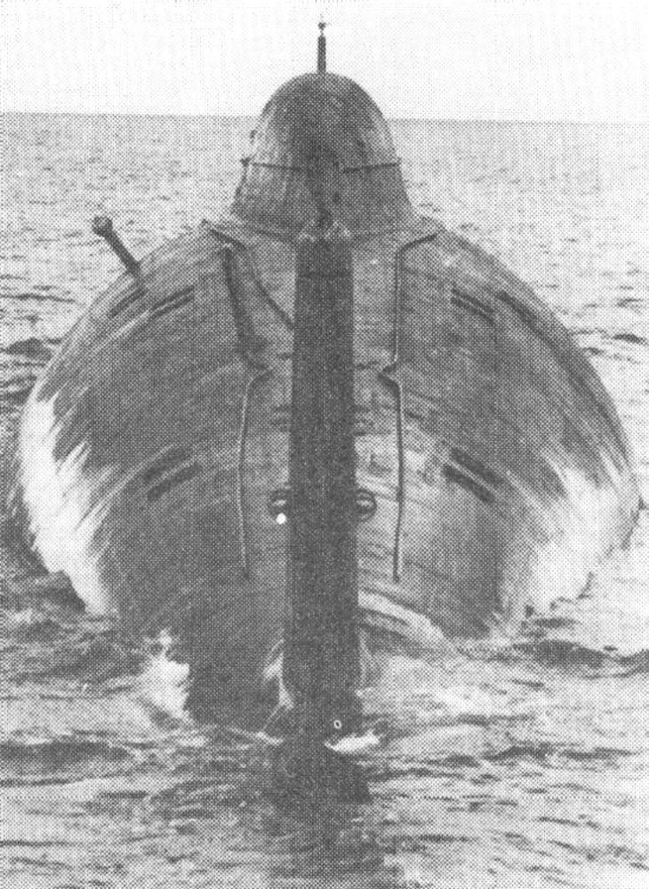 Научно-исследовательская подводная лодка. Пр.1710.«СС-533» - 6