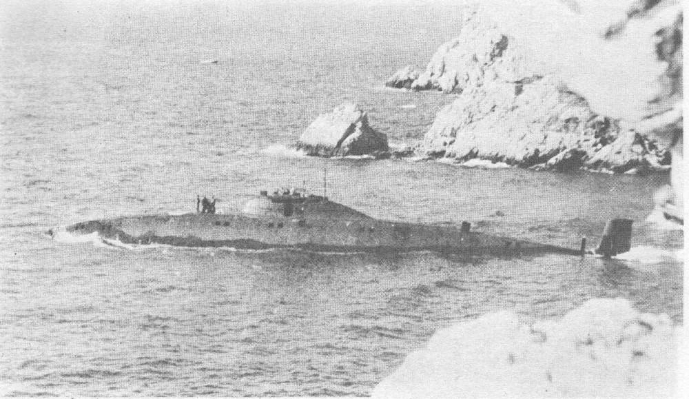 Научно-исследовательская подводная лодка. Пр.1710.«СС-533» - 7