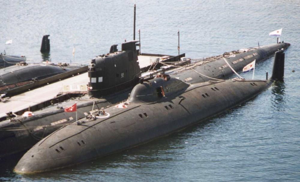 Научно-исследовательская подводная лодка. Пр.1710.«СС-533» - 10