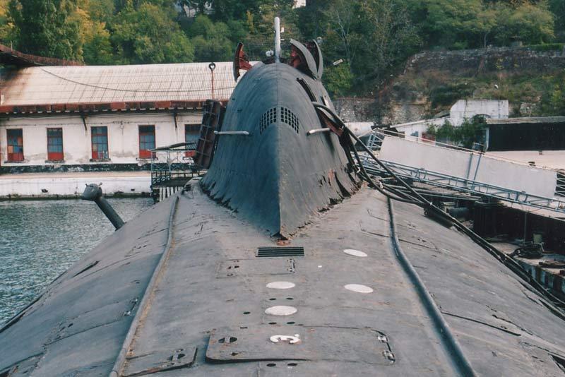 Научно-исследовательская подводная лодка. Пр.1710.«СС-533» - 12