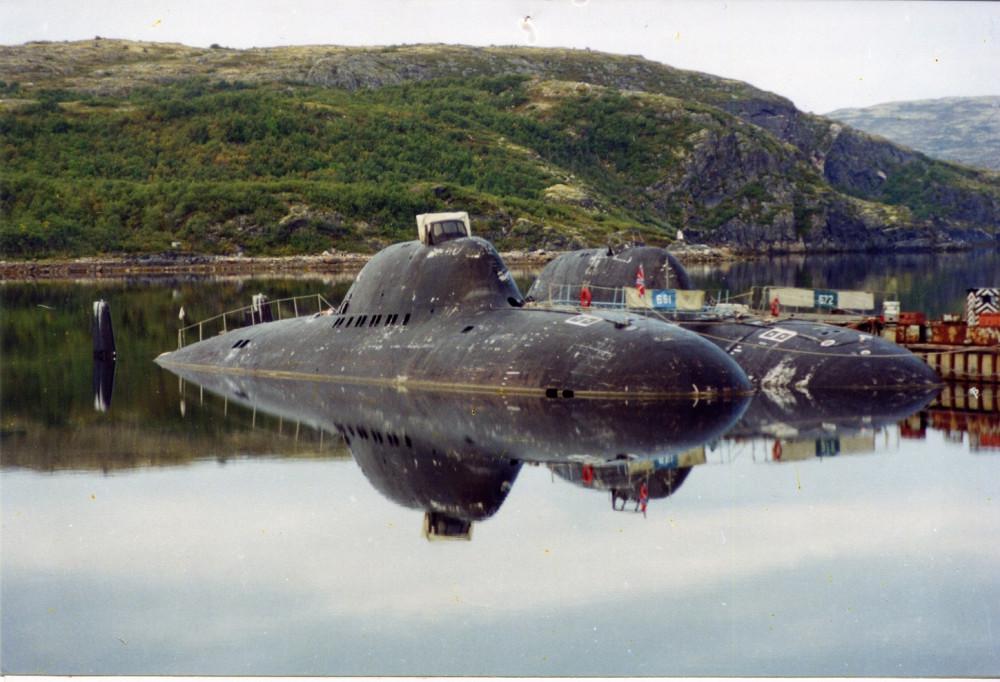 Подводная лодка-истребитель. Пр.705 и Пр.705К.«» - 2