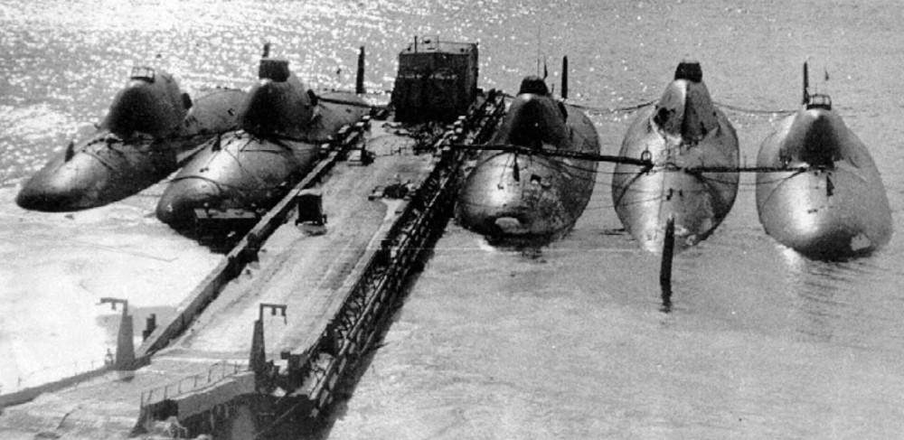 Подводная лодка-истребитель. Пр.705 и Пр.705К.«» - 3