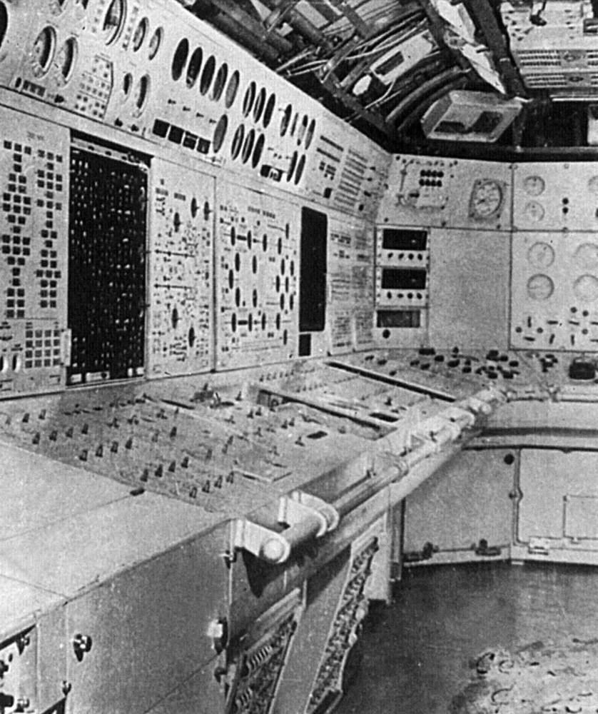 Подводная лодка-истребитель. Пр.705.«К-64» - 8