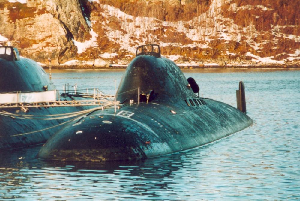 Подводная лодка-истребитель. Пр.705К.«» - 4