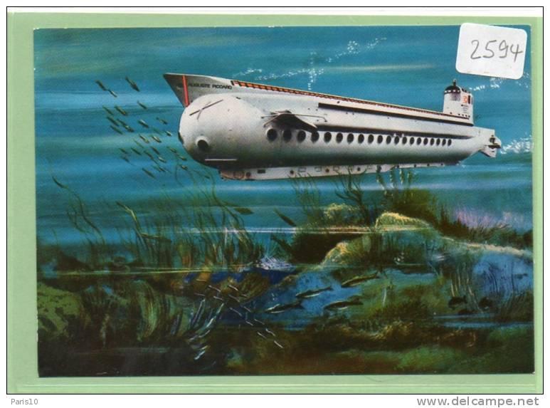 Картинки по запросу 1964 - Спущен на воду первый в мире туристический подводный аппарат.