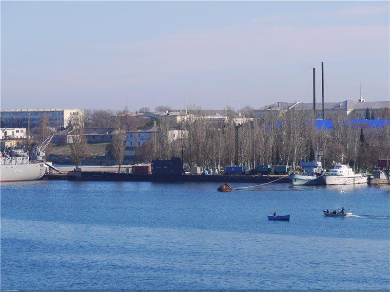 Дизель-эллектрическая подводная лодка. Пр.641. (U-01).«Запорожье» - 6