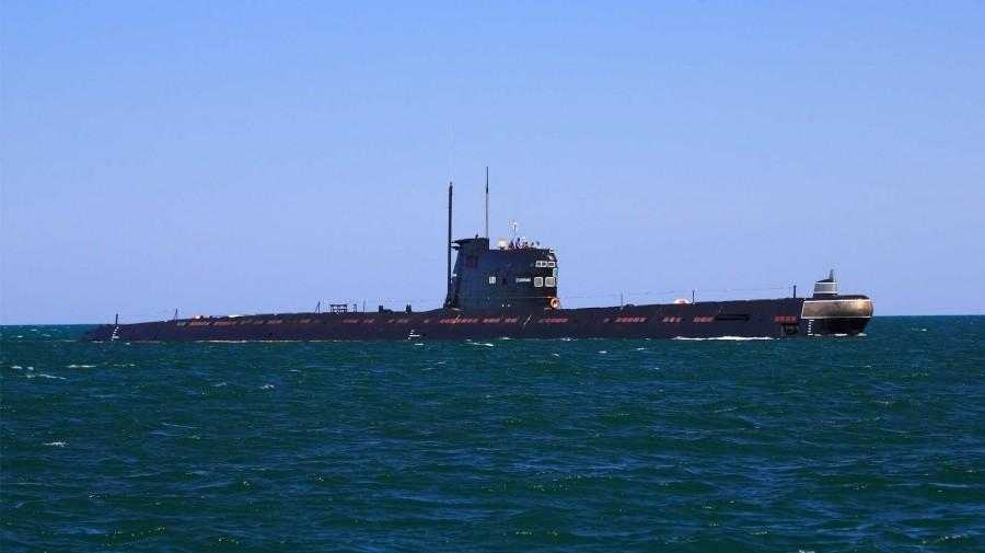 Дизель-эллектрическая подводная лодка. Пр.641. (U-01).«Запорожье» - 4