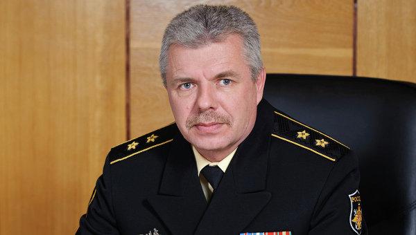 Главком ЧФ Александр Витко - 1