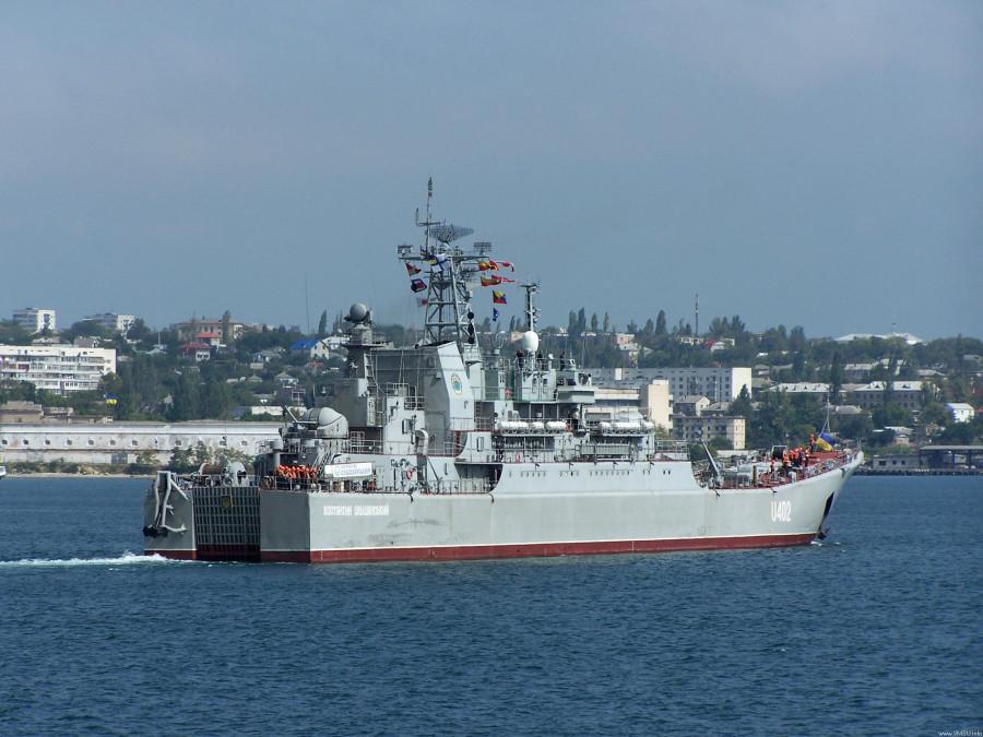 Большой десантный корабль. Пр.775.«Константин Ольшанский» - 1
