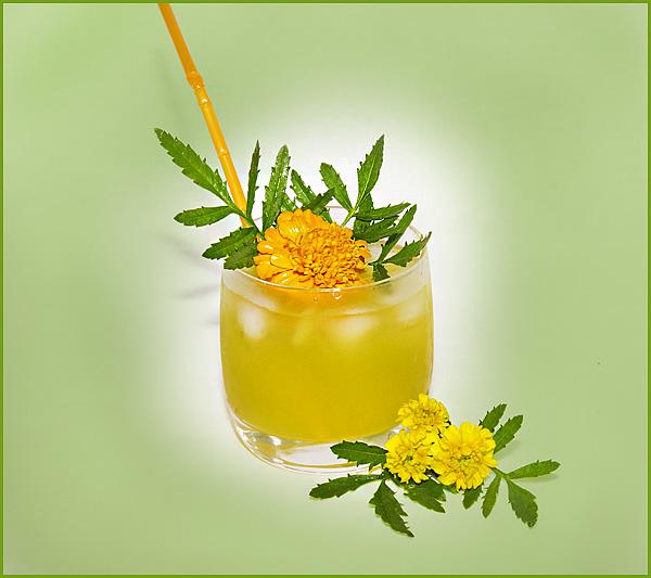 Английский напиток с апельсином и лимоном (рец.№2)
