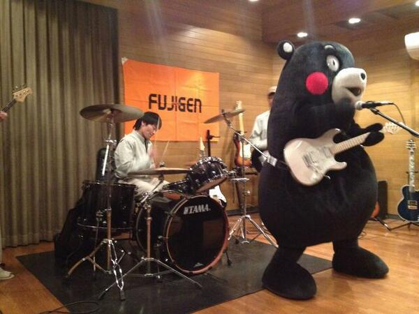 Live show Kumamon