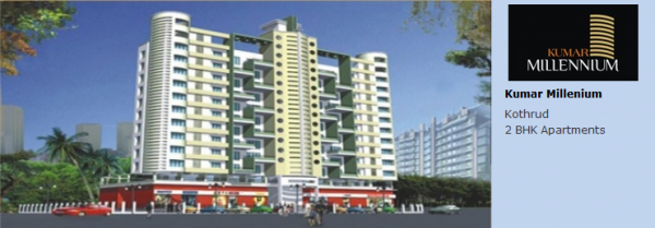 apartments in kothrud, Pune