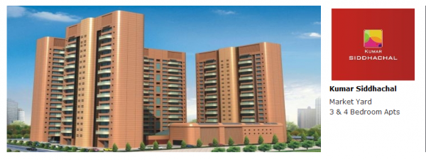 real estate developers in pune