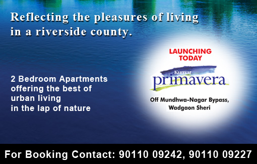Apartments in Wadgaon Sheri
