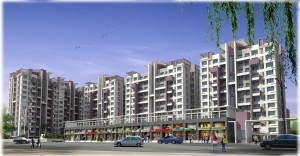 Kumar Piccadilly - Apartments at wakad