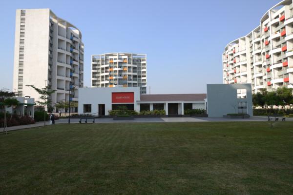 Park Infinia - 3 bhk near hadapsar