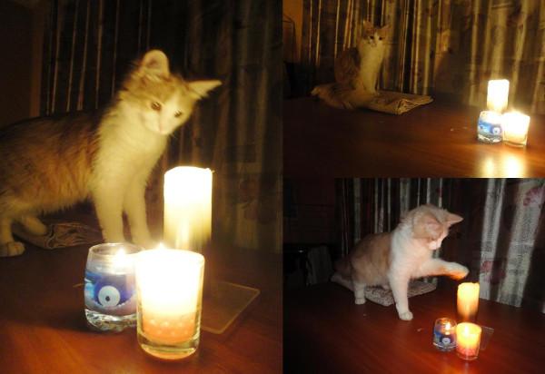 Со свечами