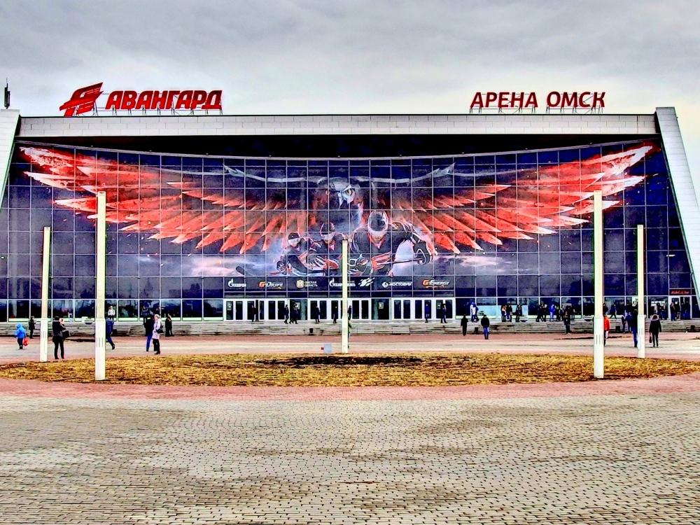 Арена - Омск