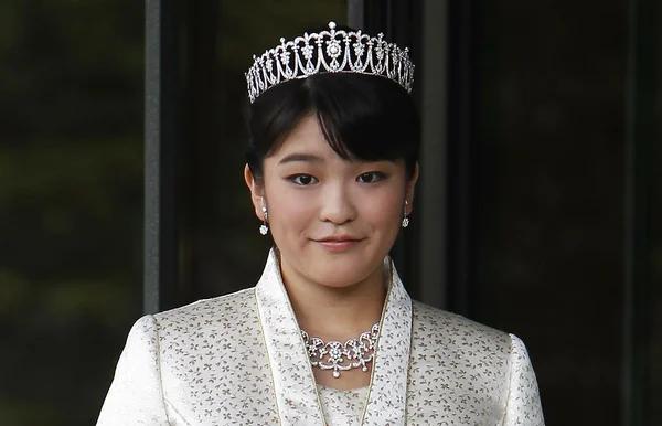 Японская принцесса Мако