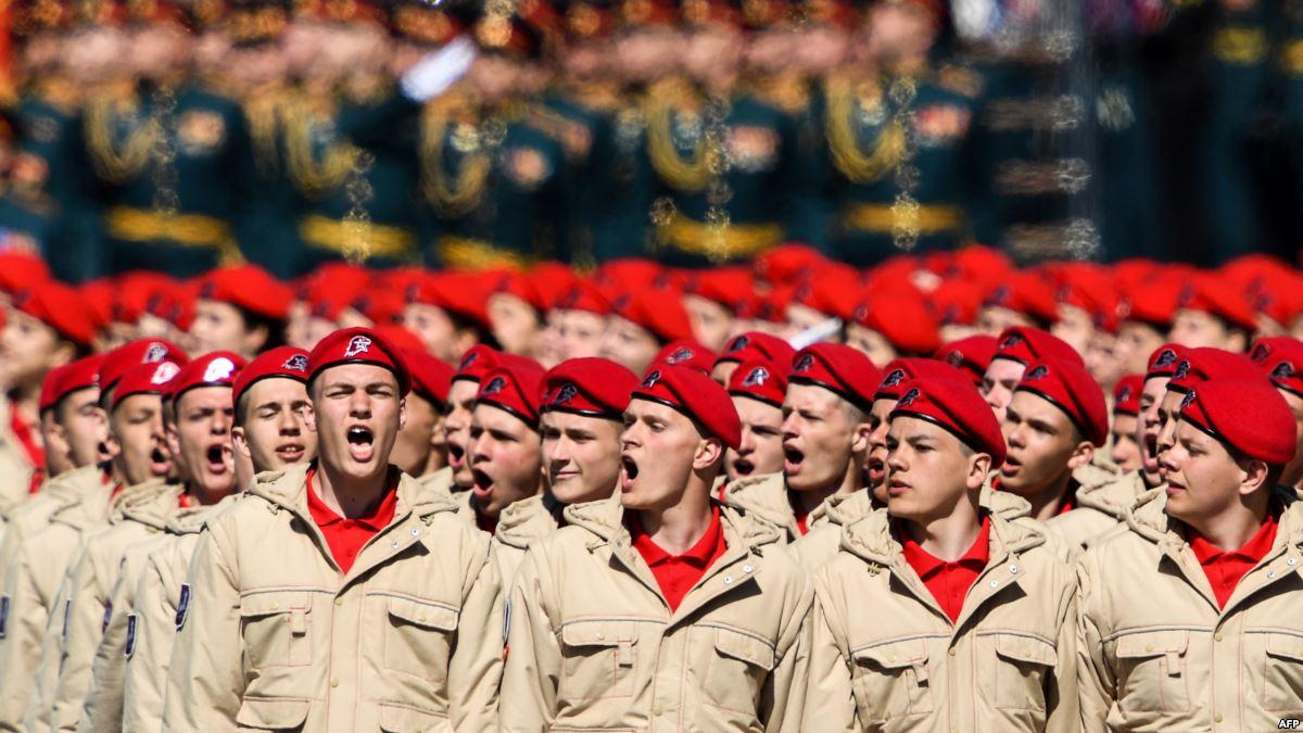 Милитаризм à la russe