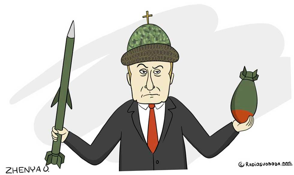 ТОП-10 военных поражений РФ в 2018 г.