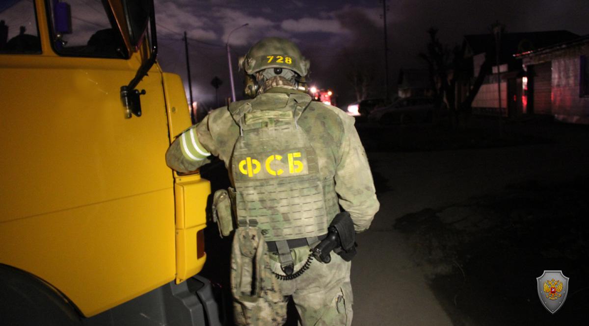 Тюмень: антитеррористический цирк