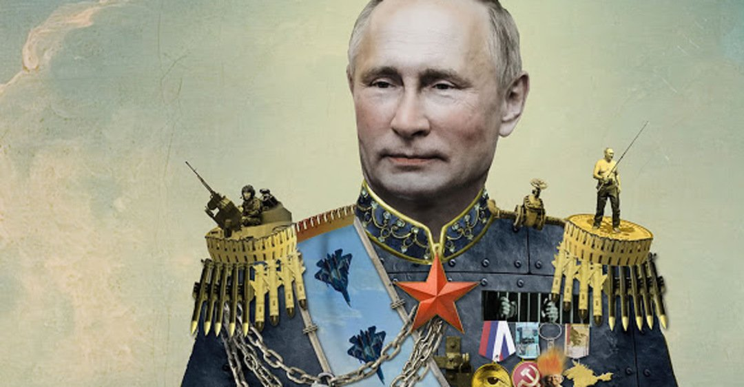 Хроники путинской агонии