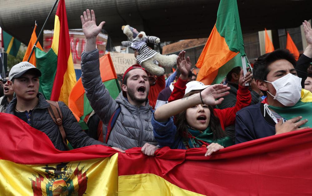 Революция в Боливии: привет Пуйлу!