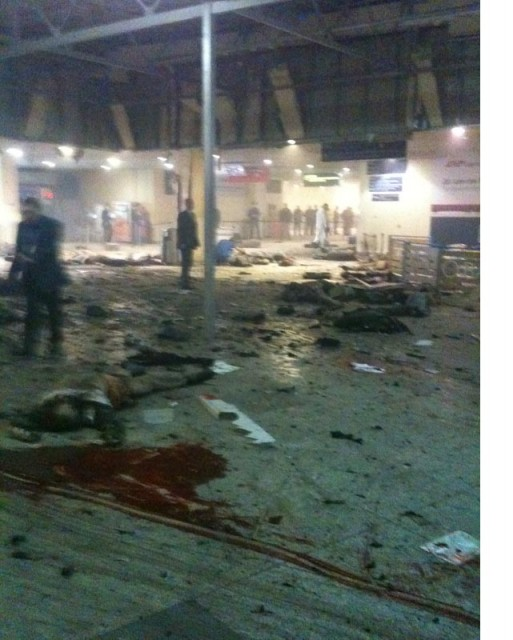 Теракт в Домодедово: лохов опять разводят