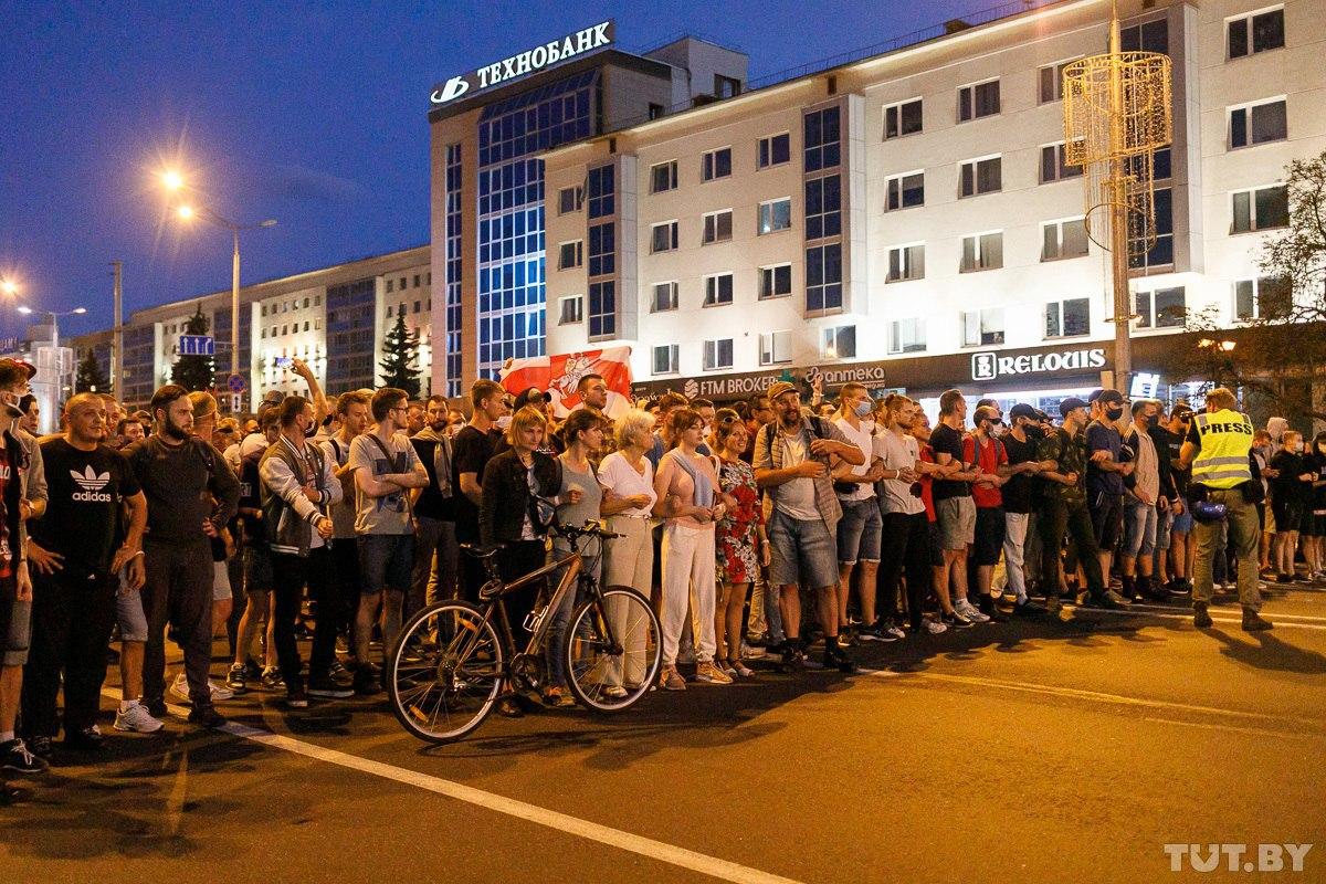 Почему белорусские менты такие звери