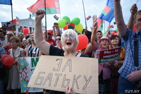 Беларусь: революция и экономика