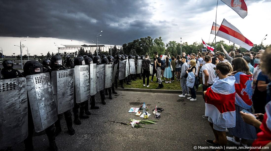 Как вы можете помочь революции в Беларуси