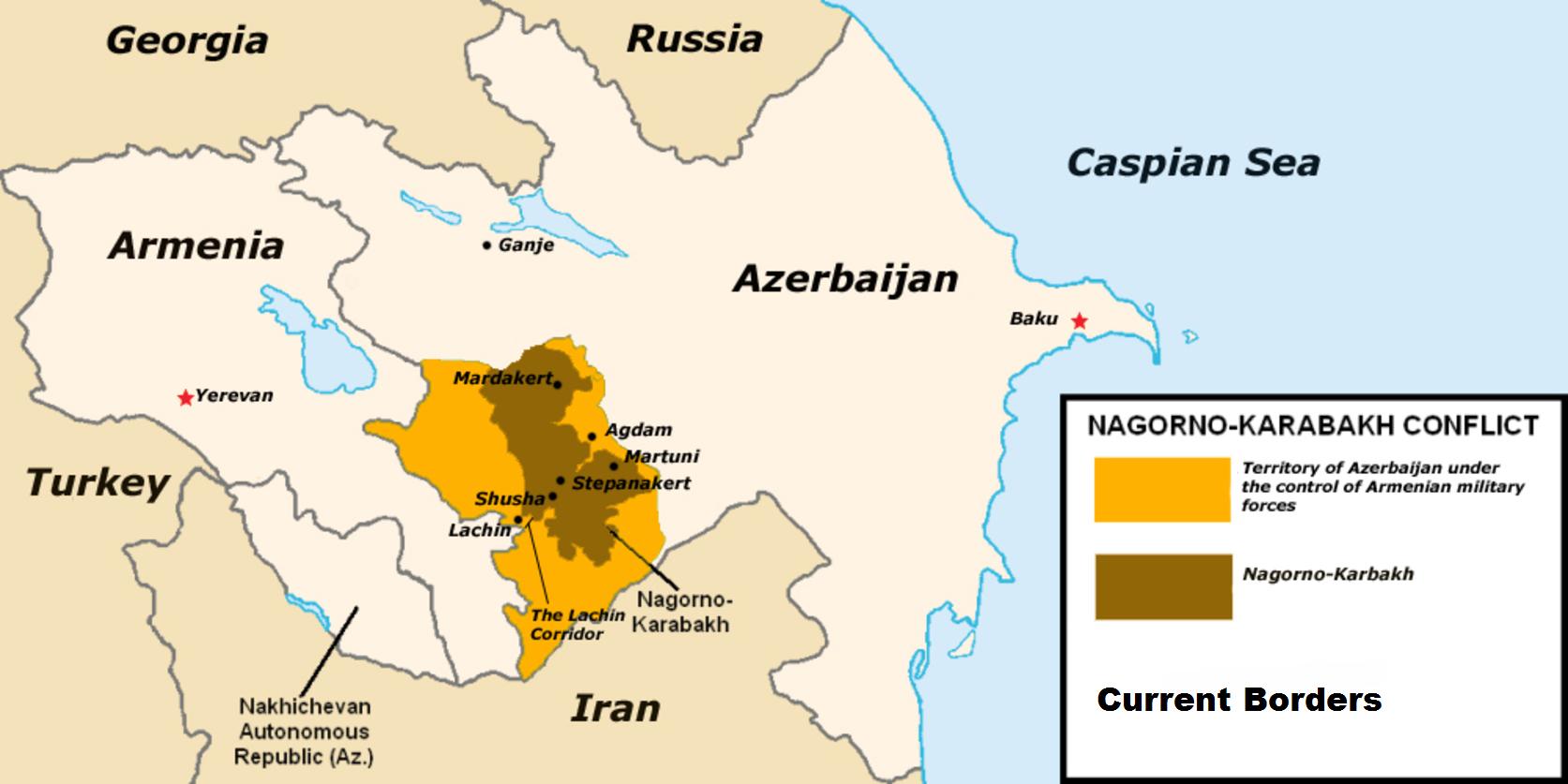 Замес Армения-Азербайджан: весь расклад
