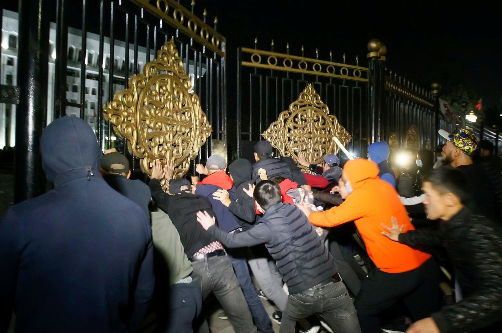 Что произошло в Кыргызстане этой ночью?