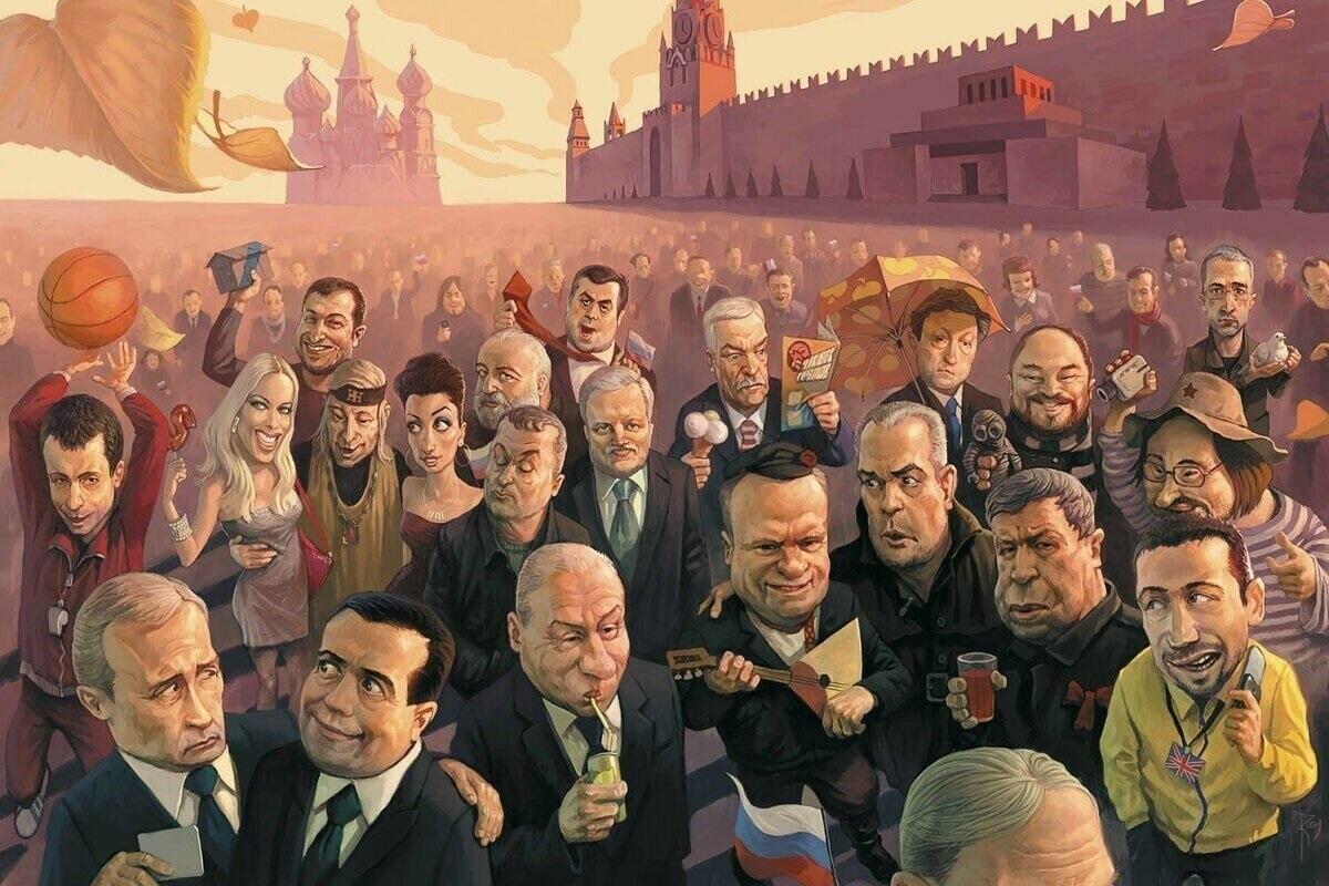Почему Путин может править вечно