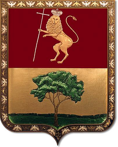 герб владимирский