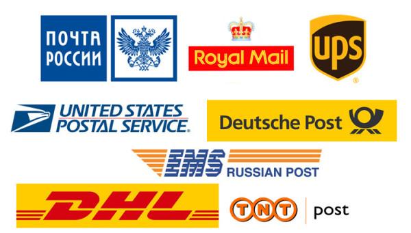 почтовая доставка товаров