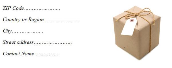 Как написать адрес на английском языке? Адрес в