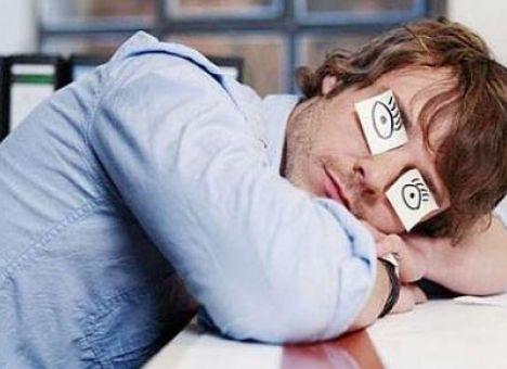 Если сильно хочется спать на работе что делать