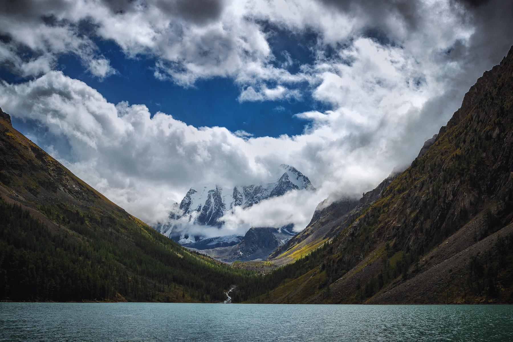 Фототреккинг. Шавлинские озера на Алтае