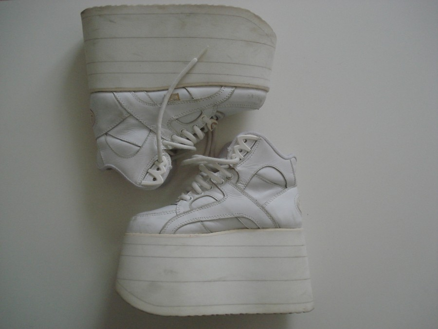 65c21d0c532 DIRECT SALE   Buffalo white towers platforms EU SIZE 36. - I live in France  - I accept paypal only - If you want more informations or photos
