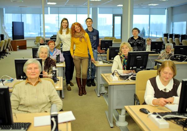 Работа для пенсионеров на неполный рабочий день