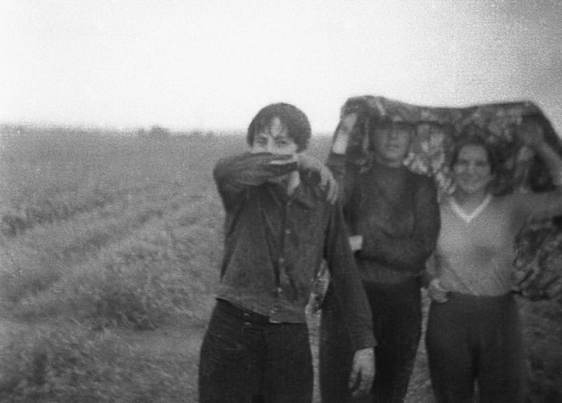 Летняя сельхозпрактика 1971 класса, после, совхоз, лагеря, нашего, родного, школьном, физики, кабинета, занимались, наших, трудовой, практики, настал, Хабаровский, середины, стены, успели, транспорт, пригородный
