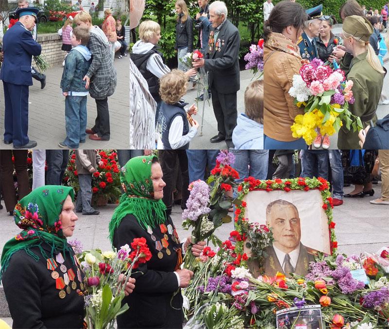 9 мая, 2012 г., Киев