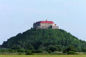 Мукачево. Замок Паланок.